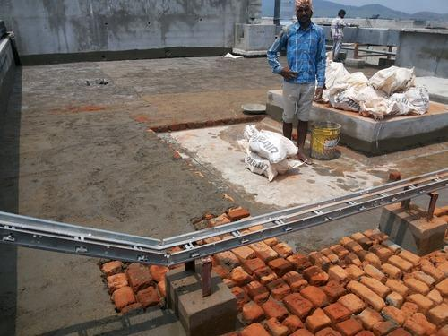 Roof Waterproofing Brick Bat Coba Services