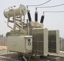 3-Phase 25MVA Oil Cooled Power Transformer