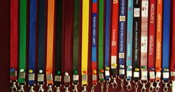 Multy Color Lanyards