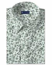 Green Leaf Men's Custom Shirt