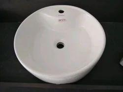 Ceramic Round Corners Basin