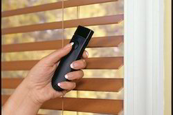 Remote Control Horizontal Blinds