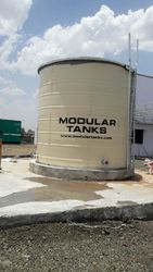 Mild Steel Lined Tank
