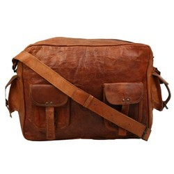 Genuine Leather Messenger Bag MESS110