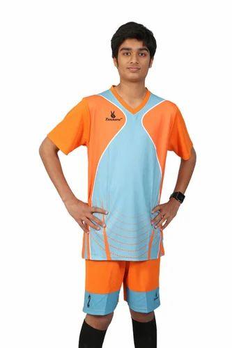 Boy\'s Football Jersey & Short
