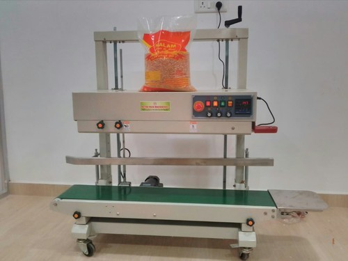 Heavy Duty Semi Automatic Band Seal Machine