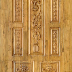 CNC Wood Carving Doors