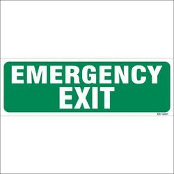 Fire Safety Signage At Best Price In India