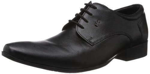 aa0096504 Lee Cooper Men  s Pointed Formal Shoes