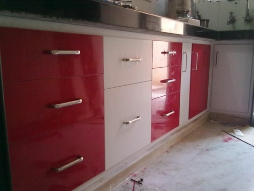 Sintex PVC Kitchen Cabinet