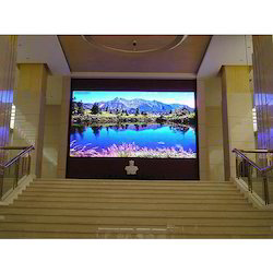 Indoor LED Display Screen - Indoor PH 4 LED Video Wall Manufacturer