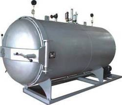 Water Spray Retort Autoclave - Water Spray Retort Sterilizer