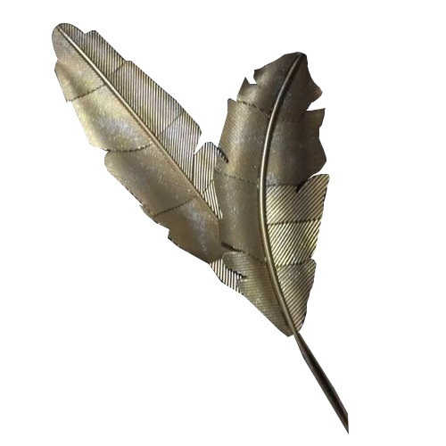 Metal Leaf Design Wall Art at Rs 10500 pieces Metal Wall Art