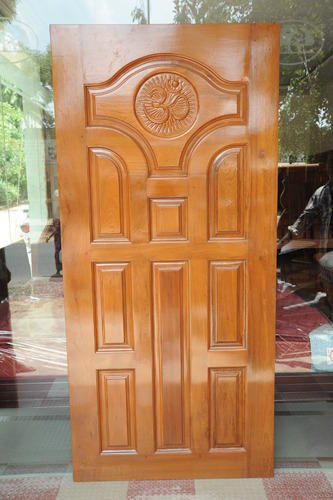 Furniture Teak Wood Main Door