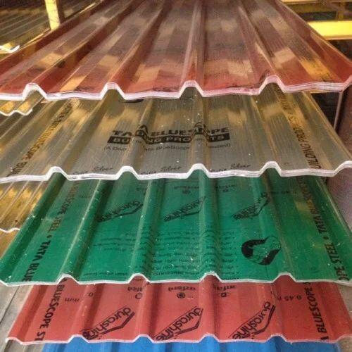 Tata Durashine Roof Sheet At Rs 139 Feet Lakadganj