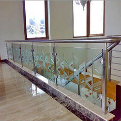 Safety Glass Railings