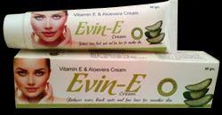Vitamin E And Aloe Vera Cream
