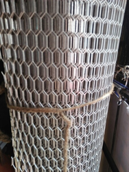 Aluminium Hard Jali