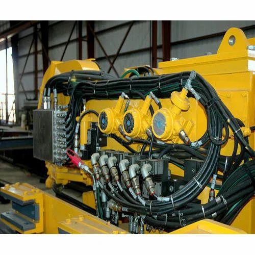 Hydraulic Hose Repair Machine
