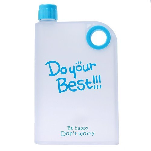 66b00a46109e Plastic BPA Free Ultra Slim Water Bottle, Innovent E-Com LLP   ID ...