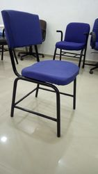 Metal Executive Visitor Chair