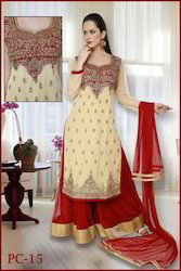 Designer Indian Palazzo Suits
