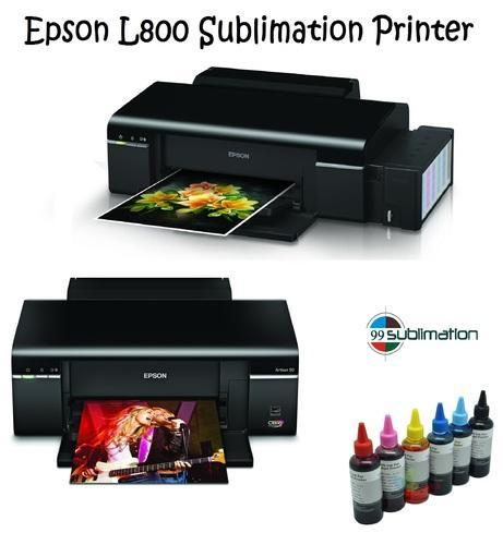 Epson L850 Inkjet Sublimation Printer with Scan Copy