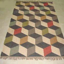 Geometrical Jute Kilim Rugs
