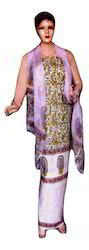 Stylish Printed Suit Material