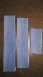 Wiper Rubber Blue Color
