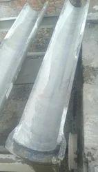 Industrial RCC Split Pipe