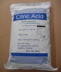 Hongsheng lui Citric Acid Monohydrate, 50 kg
