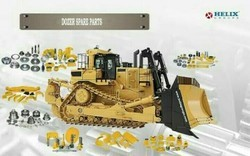 Bulldozer Parts - Dozer Track Roller Latest Price, Manufacturers