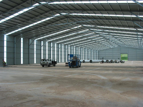 Godown  or  industrual Shed Fabrication Service