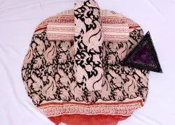 Cotton Bagru Hand Block Printed Ladies Suits Sets