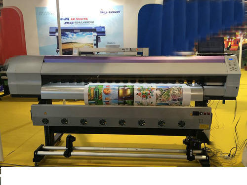 Vinyl Printing Machine - Vinyl Printer Manufacturer from Delhi