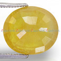 9.1 Carats Yellow Sapphire