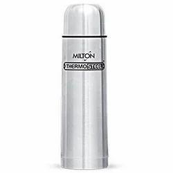 Metallic Grey Milton Thermosteel Bottle