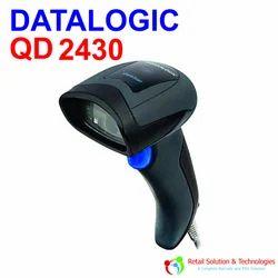 Datalogic Barcode Scanner QD 2430
