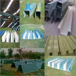 Industrial Rain Water Gutter