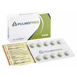 Pulmopres 20mg, for Clinical
