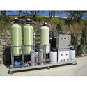 Ms Semi-automatic Commercial Reverse Osmosis Plant, Number Of Membranes In Ro: 2