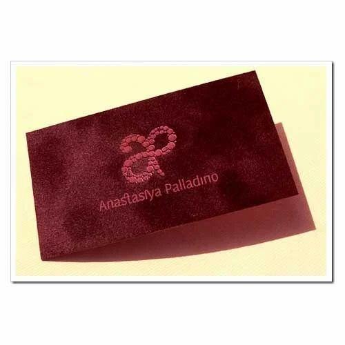 Luxury velvet finish business cards profero print pack luxury velvet finish business cards colourmoves
