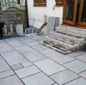 Grey Sandstone Paving Slabs, For Landscaping