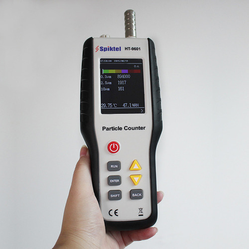 Laser Pm2 5 Detector Particle Monitor