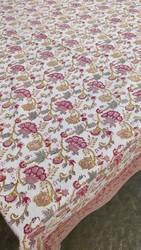 Printed Dining Table Cover