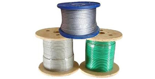 Pvc Coated Wire Rope at Rs 80 /meter | Gurukripa Complex | Indore ...