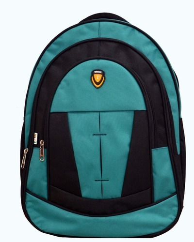 99f417ce4202 Tycoon XL Black Blue Laptop Cum College Bag at Rs 460  bag