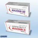 MAXTAN-5/10 (Rizatriptan Tablets I.P)