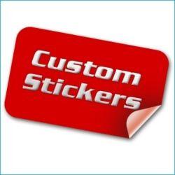 Hologram Custom Sticker